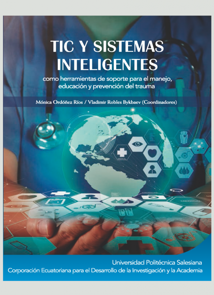Book Cover: TICS y Sistemas Inteligentes