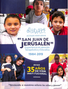 "Book Cover: Revista ""San Juan de Jerusalén"""